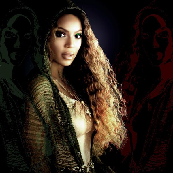 Beyonce by Gwydion-Gwyn