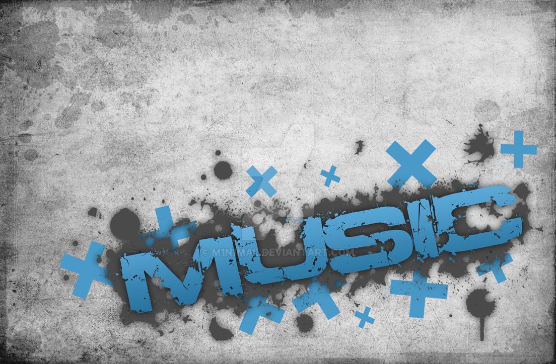 Music Wallpaper By M1n1maL