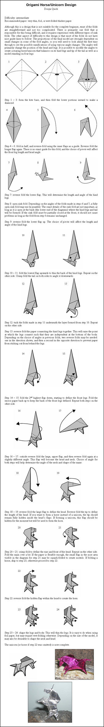 Origami explore origami on deviantart for Net making instructions