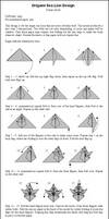 Origami Sea Lion Instructions