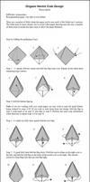 Origami Hermit Crab Instr.