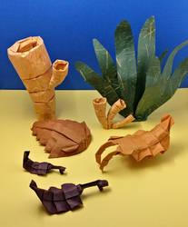 Burgess Shale Origami
