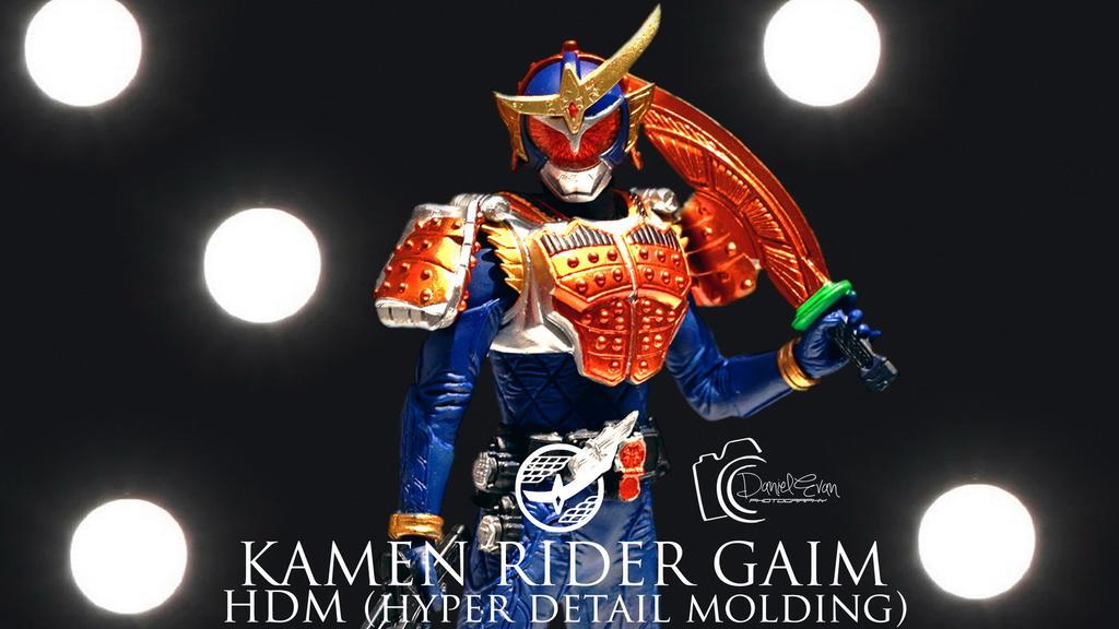 Kamen Rider Gaim Orang...
