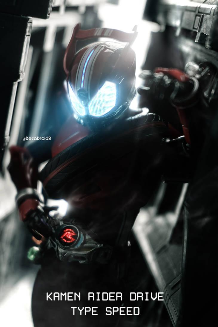 Kamen rider drive opening movie