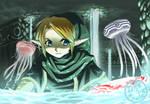 Zelda: Link and Jellies
