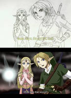 Ocarina of Time: Final Battle by Dayu