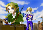 Zelda: Silent Watcher