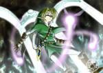 Zelda: Link in Fairy Fountain