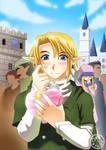 The Legend of Zelda Valentine