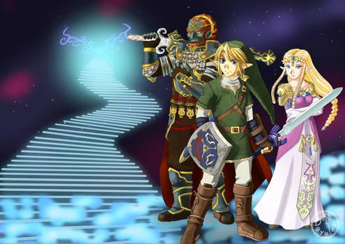 Smash Bros. Brawl - Together
