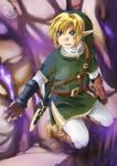 Zelda: Link - On the Edge