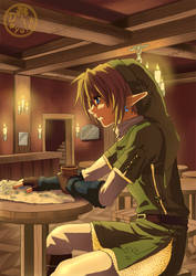 Zelda: Link - The Last Guest by Dayu