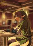 Zelda: Link - The Last Guest