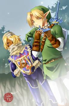 Zelda: Minuet of Forest