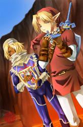 Zelda: Bolero of Fire