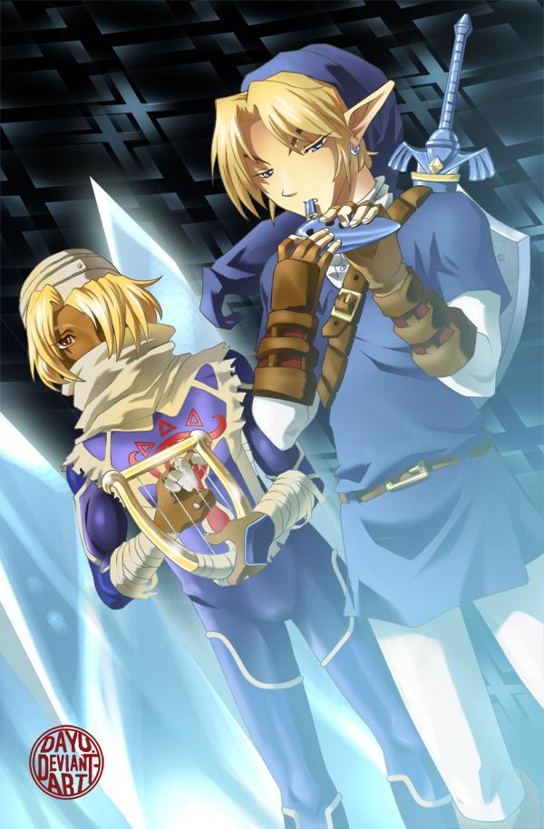 Zelda: Serenade of Water by Dayu