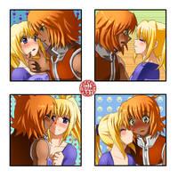 Kiss me 4 times by Dayu