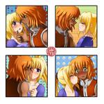 Kiss me 4 times
