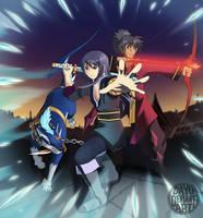 Tales of Vesperia:Frigid Blast by Dayu