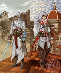 Altair and Ezio