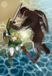 Zelda: Smirk of Dark Link