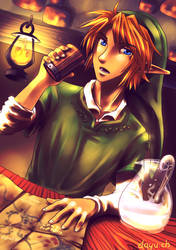 Link, the Last Guest again