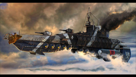 Ironclad by Ivanuss