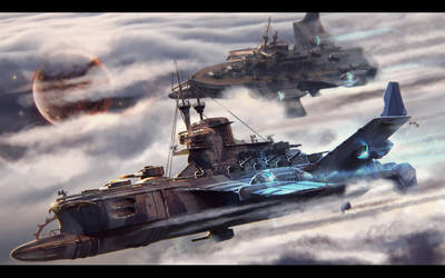 Aircruisers by Ivanuss