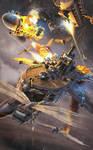 Aircruiser siege