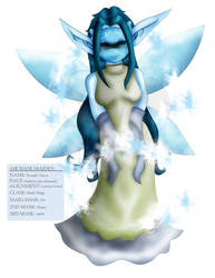 Air Mask Maiden