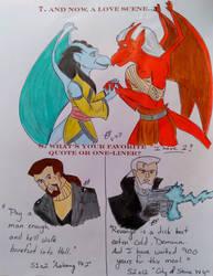 Gargoyle Meme (part 3) by BreezerBri23