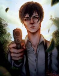 [91Days] Revenge by TacoMasky