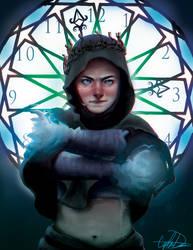 [IT] Time Witch by TacoMasky