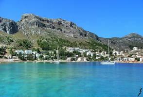 turquiz- Kastellorizo -Greece by gzacharioudakis