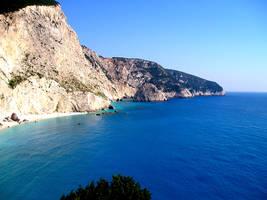 Porto Katsiki -Levkada -Greece by gzacharioudakis