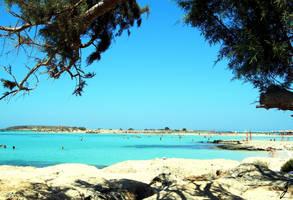 Elafonissi - Crete - Greece by gzacharioudakis