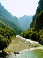 Arachtos II -Ioannina- Greece by gzacharioudakis