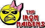 Logo Stamp: the Iron Maidens