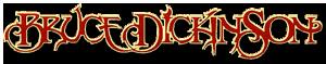 Logo Stamp: Bruce Dickinson
