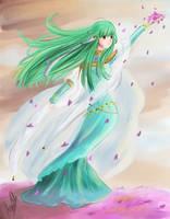 Ninian coloured by Hokuto-Hane