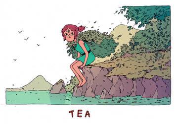 TEA by HannaKN