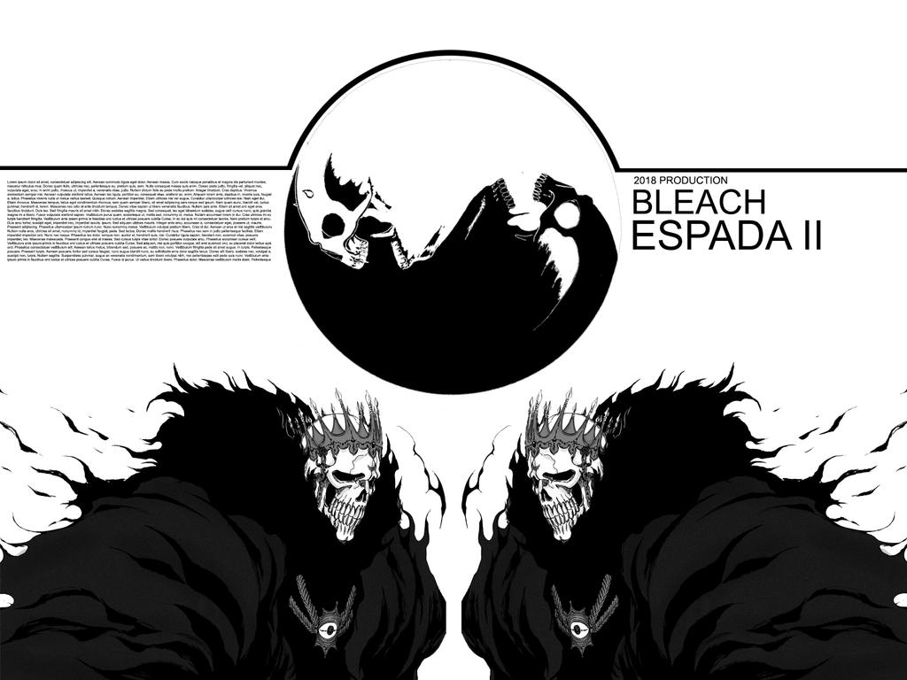 Bleach Wallpaper 2nd Espada By Deesims2
