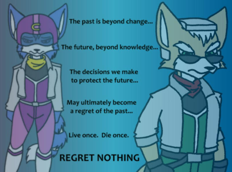Regret Nothing by Gathion