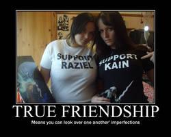 True friendship motivation
