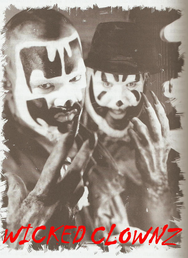Juggalo by tracyfrederick