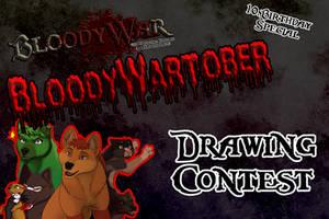 BloodyWartober - Drawing Contest by NaokoHara