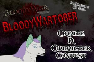 BloodyWartober - CreateACharacter-Contest by NaokoHara