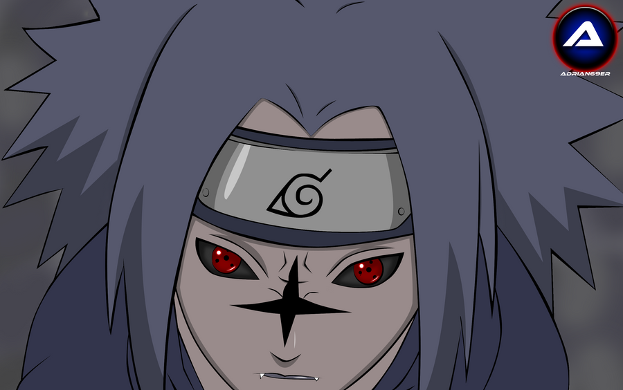 Uchiha Sasuke Curse Mark 2 by Adrian69er on DeviantArt