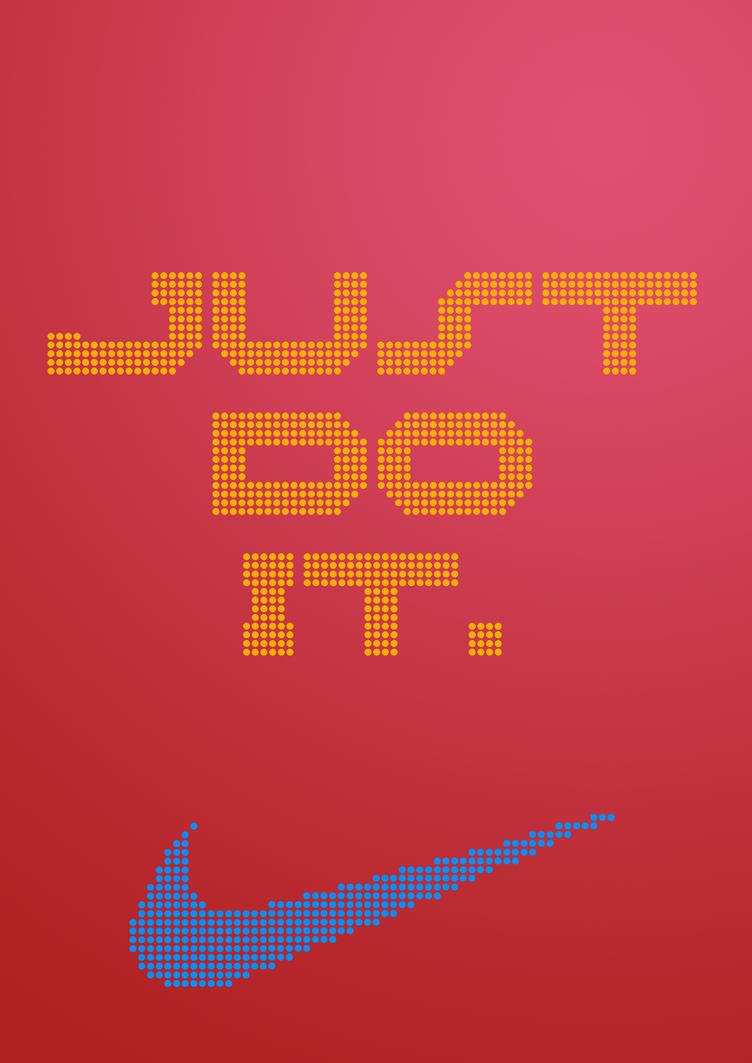 Nike just do it by adrian69er on deviantart nike just do it by adrian69er voltagebd Image collections
