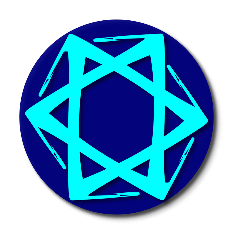 Hexhaust Logo in circle by MK-Rts